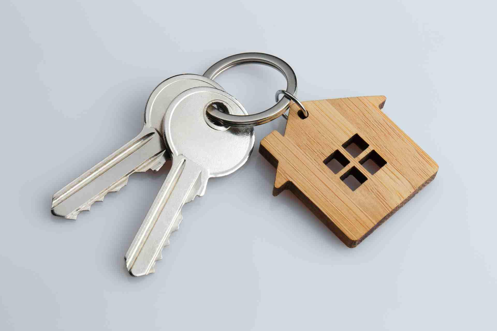 New House Keys
